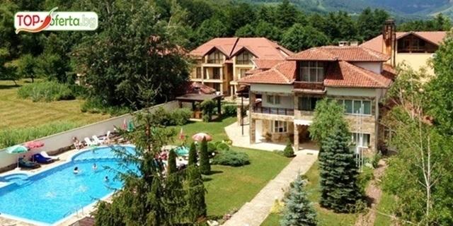 Цяла зима в Рибарица - нощувка, закуска,/ вечеря/, джакузи, SPA и невероятна природа в хотел АРГО на ТОП цена!