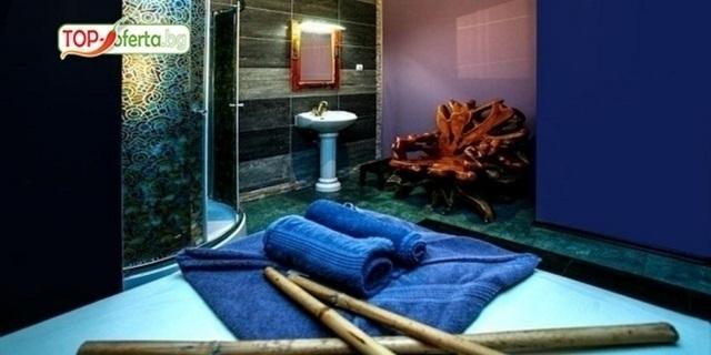 Нощувка със закуска  и вечеря в СПА Хотел България, Велинград + плувен минерален басен басейн +  SPA !