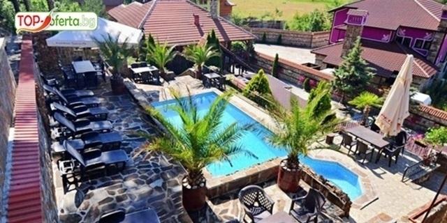 SPA релакс в хотел Карина, Велинград! Нощувка, закуска, вечеря, джакузи с топла минерална вода, сауна, парна баня на ТОП цена!