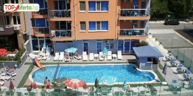 Лято в Приморско! Нощувка  + Басейн  в хотел Дара***, Приморско на ТОП цена!