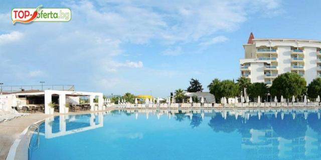 22 септември или Лятна почивка в Турция! 7 нощувка на база All Inclusive в GARDEN OF SUN HOTEL SPA&WELNESS 5*, Дидим + собствен плаж + открит и закрит басейн + анимация!