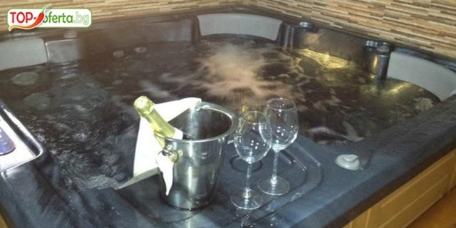 Нощувка със закуска и вечеря в СПА Хотел Свети Георги 3*, Велинград + сауна, парна баня и минерално джакузи на ТОП цена!