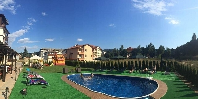 СПА релакс в Бутиков хотел Алегра*** Велинград! Нощувка със закуска + ползване на SPA зона + минерален басейн!