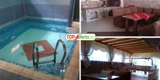 Нощувка със закуска на човек + вътрешен топъл минерален басейн, сауна и парна баня в хотел Медея, Велинград на ТОП цена!