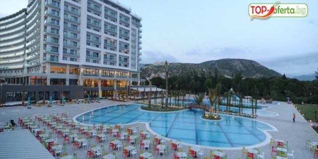 Турция 2019! 7 нощувки на база ULTRA ALL INCLUSIVE в хотел SEA LIGHT 5* Кушадасъ със собствен или организиран транспорт