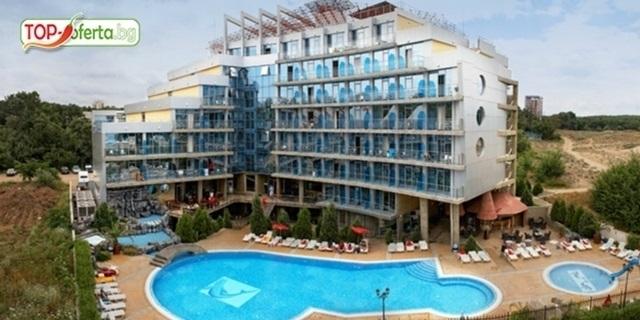 Нощувка на база ALL Inclusive в хотел Каменец**** Китен на първа линия + басейн, шезлонг, чадър и дете до 12 години БЕЗПЛАТНО!