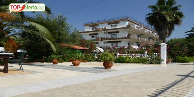 На море в Гърция хотел OLYMPIC BIBIS 3*, Метаморфоси, Ситония, Халкидики! 7 нощувки със закуски и вечери + басейн + автобус!