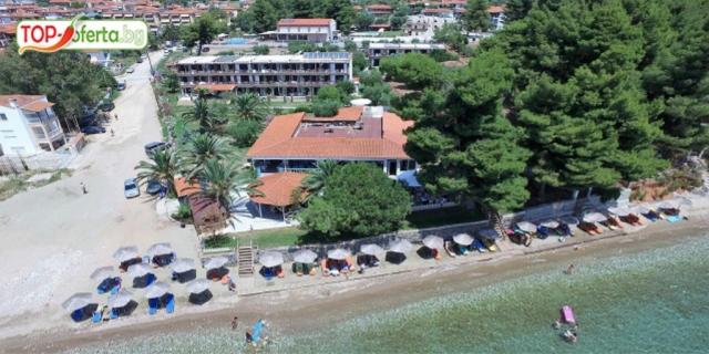 На море в Гърция хотел Porto Matina 3*, Метаморфоси, Ситония, Халкидики! 7 нощувки със закуски и вечери + автобус!