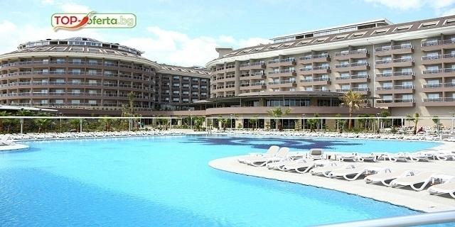 LAST MINUTE! Почивка в Анталия, Турция! 7 нощувки на база  All Inclusive в хотели  5 * + Самолетни билети+ летищен трансфер+включени всички такси + БЕЗПЛАТНА екскурзия  Панорамен шопинг тур!