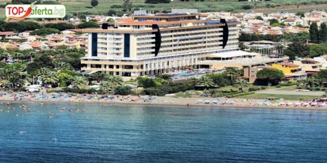 Ранни записвания, Турция 2020! 7 нощувки на база All Inclusive в Ephesia Resort 4*, Кушадасъ, Турция! Лицензиран автобусен транспорт !