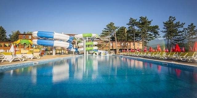 СПА Релакс в СПА Хотел Елбрус 3*, Велинград! 3 нощувки със закуски, обяди и вечери + 9 процедури + Медицински преглед   + 4 минерални басейна, единият Атракционен с гейзери, водопади и подводен масаж + СПА!