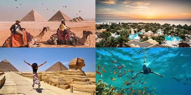 LAST MINUTE!7 нощувки на база ALL INCLUSIVE в хотели 4/5* в Шарм ел Шейх, Египет! + Самолентни билети+ летищни такси + транфер!