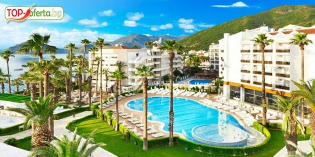 Ранни записвания Турция 2020! 7 нощувки на база Ultra All Inclusive в IDEAL PRIME BEACH HOTEL 5*, Мармарис, Турция!