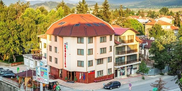 Почивка в хотел Романтика, Велинград! Нощувка със закуска + релакс зона с топъл минерален басейн на ТОП цена!