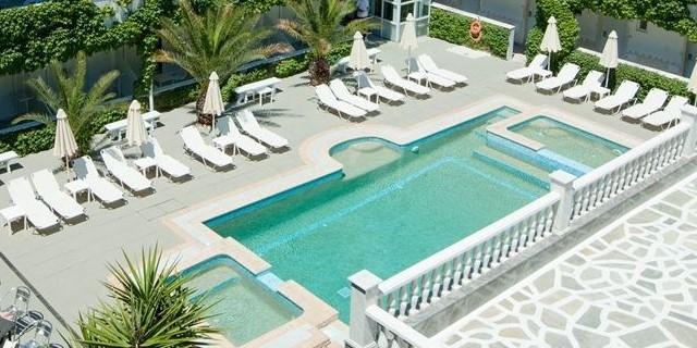 Ранни резервации за лято 2021 в Bomo Olympic Kosmas 3*, Халкидики, Касандра, Ханиоти, Гърция! 3 Нощувки на база ALL INCLUSIVE + басейн!
