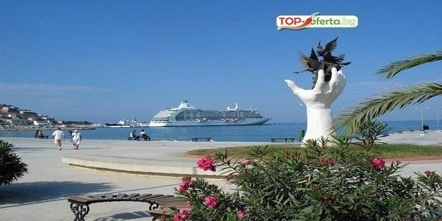 Ранни записвания Турция 2020! 7 нощувки на база Ultra или All Inclusive в хотели 5* по избор в Кушадасъ, Турция!+ автобусен транспорт!