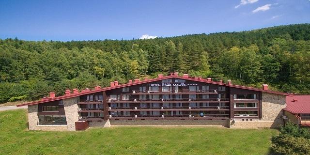 Нощувка със закуска в Хотел Вила Магус 4*, с. Кладница, Природен Парк Витоша! + Вътрешен басейн +СПА!
